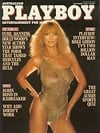 Sybil Danning magazine cover appearance Playboy (Australia) October 1983