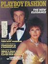 Playboy Fashion Fall/Winter 1982 magazine back issue