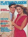 Playboy Fashion Spring 1983 magazine back issue