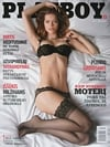 Playboy (Lithuania) April 2013 magazine back issue cover image