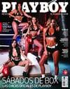 Playboy (Mexico) January 2017 magazine back issue