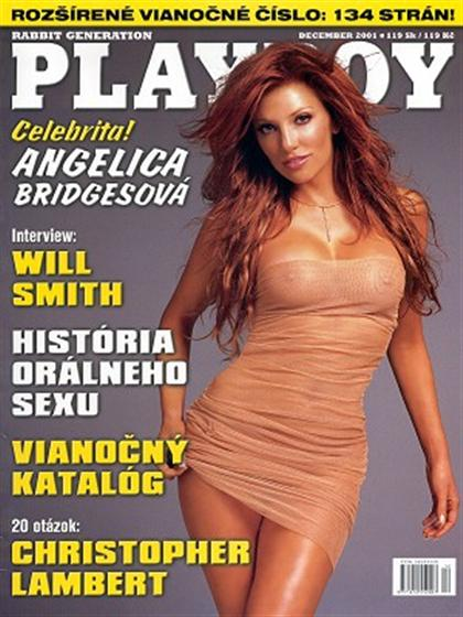 2001 adult december magazine playboy