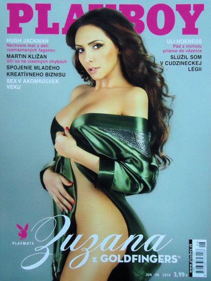 Playboy slovakia december 2014