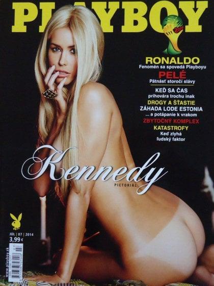 Playboy Slovakia July Yujizz 1