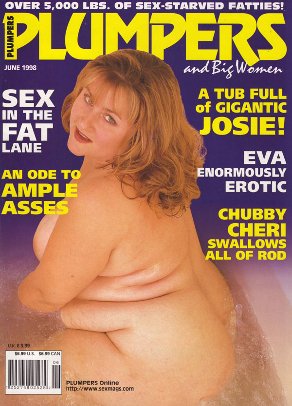 plumpers and big women magazine