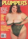 RIVA BIG bold and overflowing full figured foreplay large ladies crave ample amateurs extreme measur Magazine Back Copies Magizines Mags