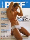 Pref # 27 - Juillet-Aout 2008 magazine back issue