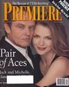 Sharon Stone Premiere March 1994 magazine pictorial