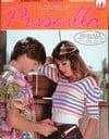 Priscilla # 1 magazine back issue