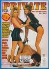 Private Vol. 1 # 2 magazine back issue