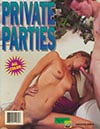 Private Parties # 1 magazine back issue