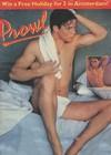 Prowl # 1 magazine back issue
