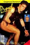 Prowl # 4 magazine back issue
