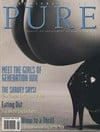 Pure # 1, August 1994 magazine back issue