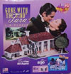 3d-puzzle-tara-from-gone-with-the-wind,tara 3-d puzzle gonewiththewind puzzleplex as seen on tv made usa certificate of collectibility auth