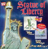 Statue of Liberty 3d Puzz by Wrebbit, statueofliberty libertystatue symbol of freedom gift