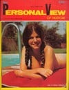 Personal View of Nudism # 1 magazine back issue
