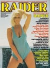 Raider Vol. 1 # 9 magazine back issue cover image
