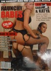 Raunchy Babes Vol. 1 # 1 magazine back issue