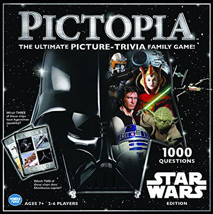 trivial pursuit star wars classic trilogy collectors edition a galaxy far far away hornabbot hasbro pictopia-trivia-game-star-wars