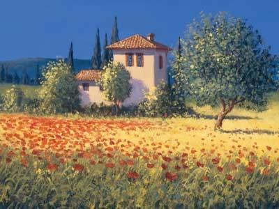 Ravensberger 1000 Piece Jigsaw Puzzle of Tuscany # 154333 tuscany