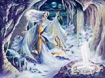 LegacyofRunes fantasy artwork Magic Weaver jigsawpuzzle by Ravensberger Games magicweaver