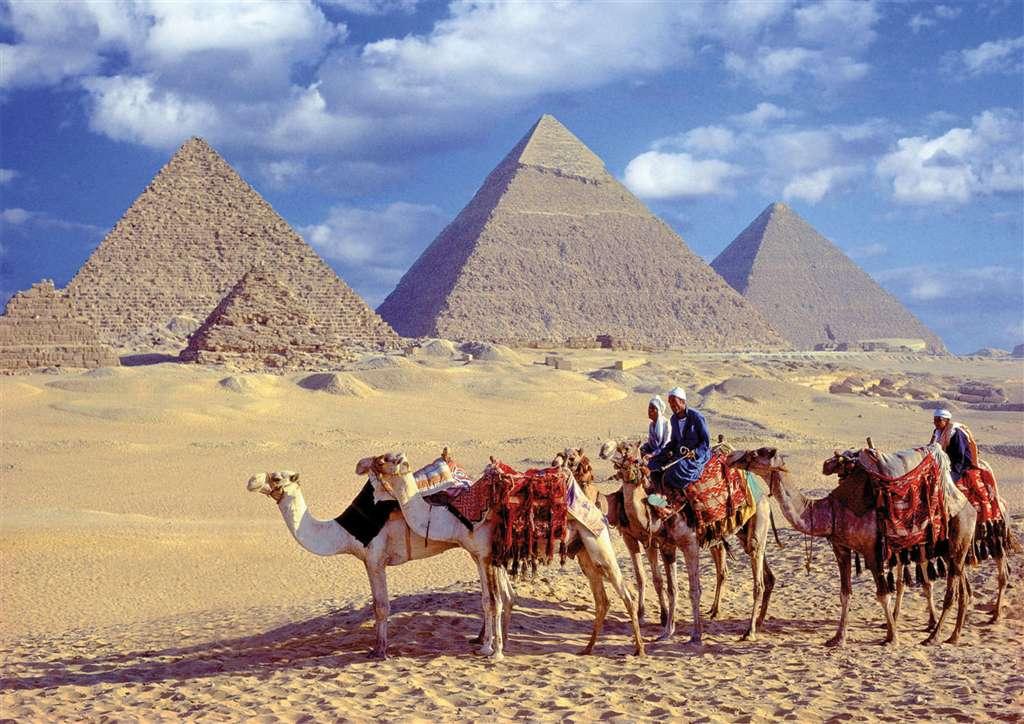 pyramids of ghiza puzzle photo by huber bildagentur ravebnsurger puzzle jigsaw 1000 pieces # 158652 pyramids-of-ghiza