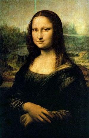 Leonardo DaVinci's Mona Lisa Famous Portrait Painting by Ravensburger Jigsaw Puzzles 1500 Pieces monalisa