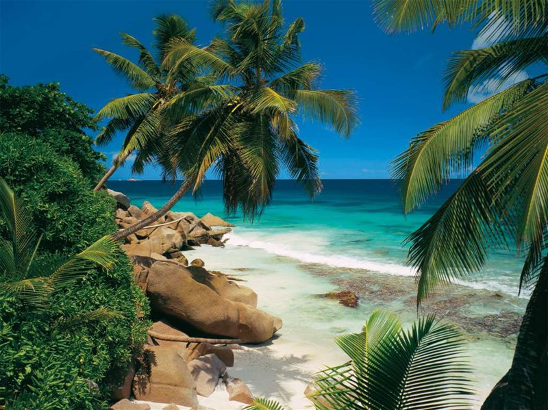 seychelles islands seaside beauty puzzle ravensburger 115 islands 1500 pieces seychelles-ravensburger