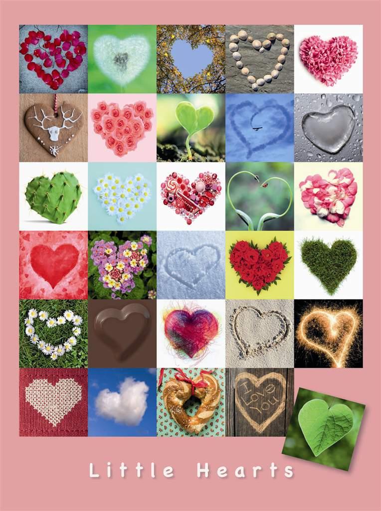 little hearts beauty puzzle ravensburger 1500 pieces # 162949 little-hearts