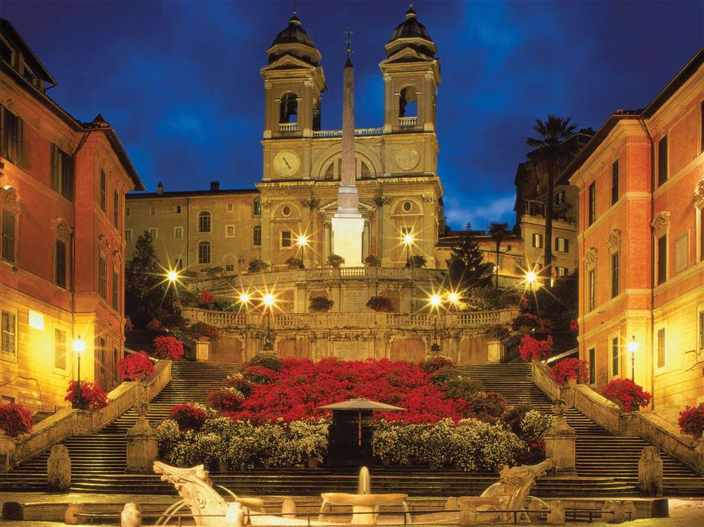 spanish steps in rome puzzle ravensburger 1500 pieces jig saw spanish-steps-rome-ravensburger-puzzle-1500pieces