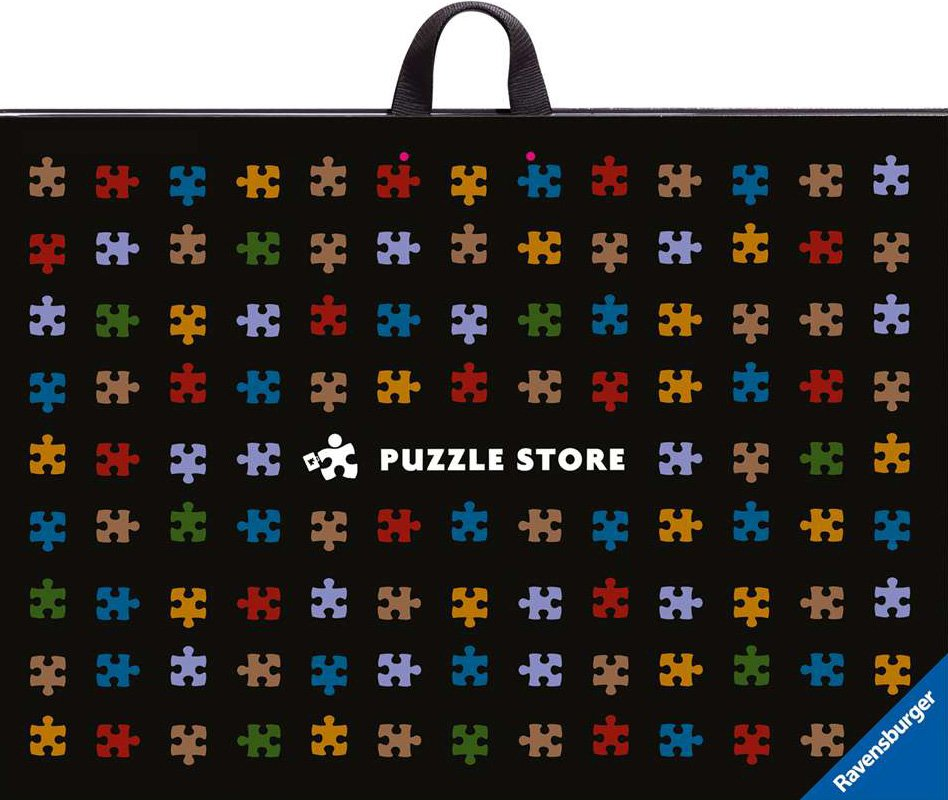 puzzle stow & go store transport your puzzle while in progress mat measures 46X26 puzzle-storer-300-1000