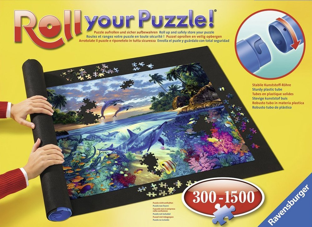 roll up your puzzle and transport your puzzle while in progress mat measures 100X66 roll-your-puzzle-mat-1500