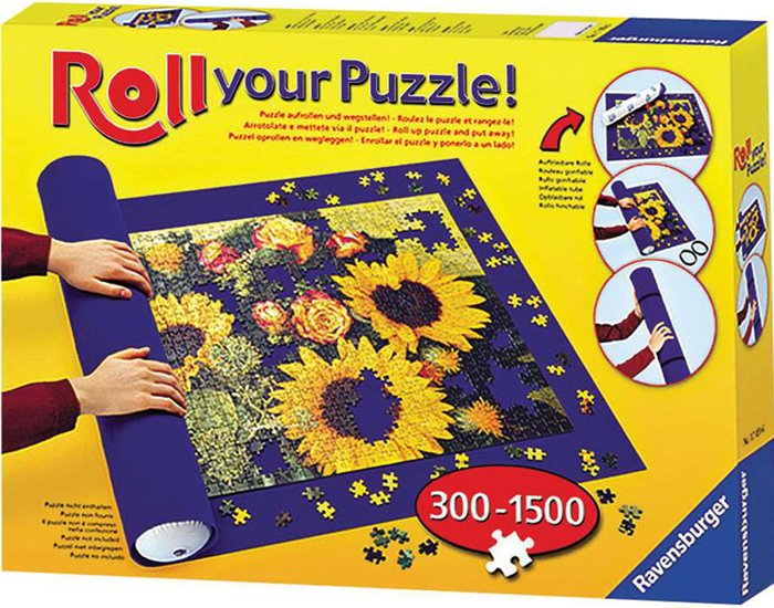 roll up your puzzle and transport your puzzle while in progress mat measures 100X66 roll-your-puzzle-mat