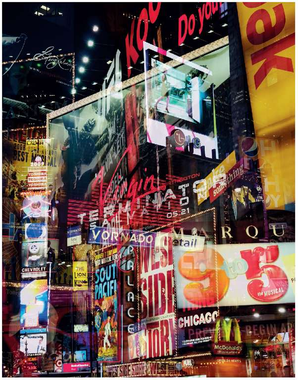 new york city photographs by getty images ravensburger jigsaw puzzle, 1000 pieces # 190423 new-york-city-ravensburger