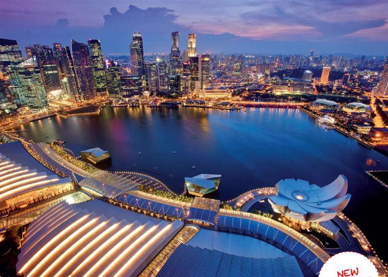 ravensburger jigsaw puzzle 1000 pieces, singapore skyline city lights singapore-skyline-puzzle