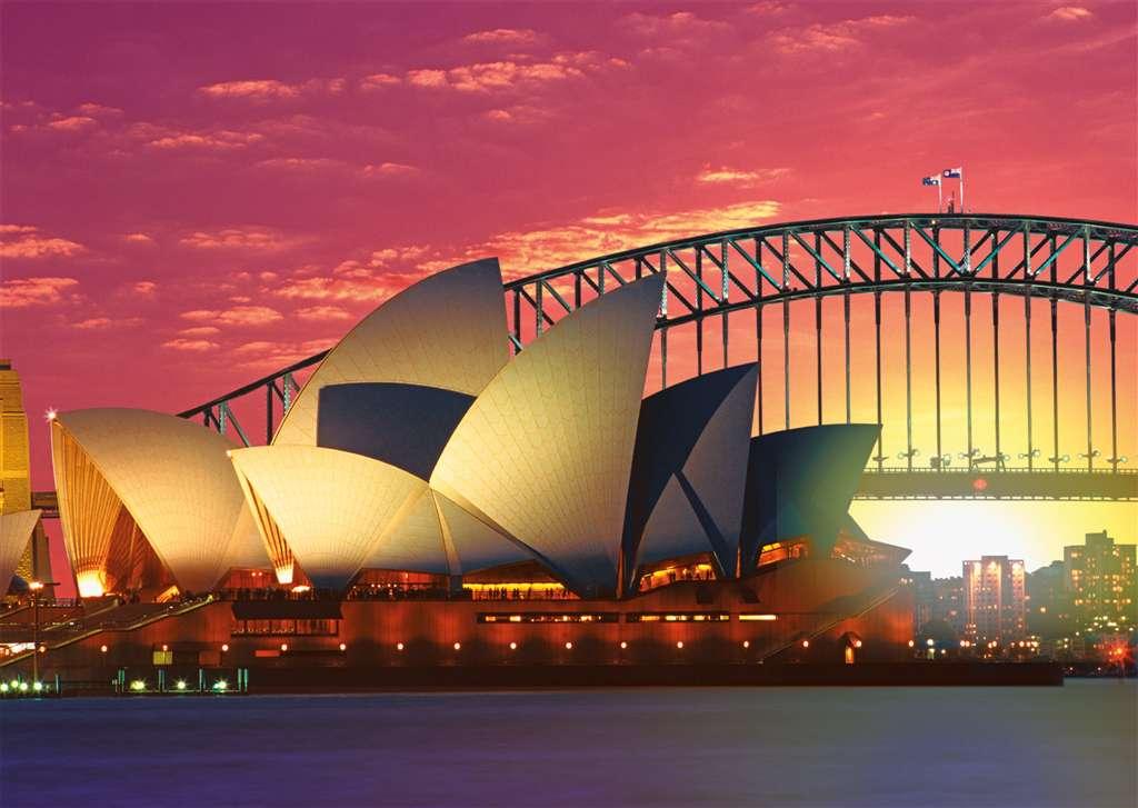 sydney opera house australia jigsaw puzzle, ravensburger, 1000 pieces, huber photographer sydney-opera-house