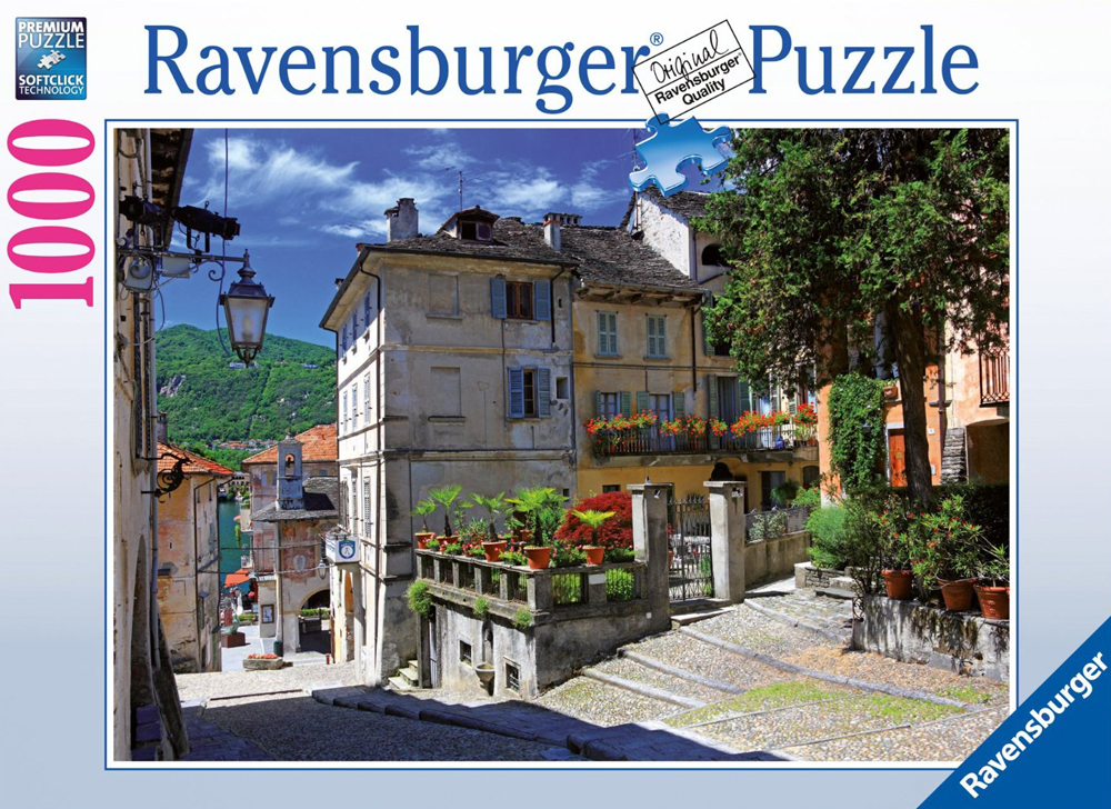 in piedmont italy Ravenburger JigsawPuzzle 1000 Pieces by Ravensberger Games & Puzzles Germa in-piedmont-italy