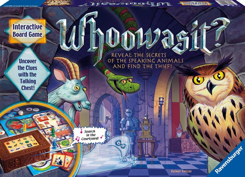 whoowasit interactive board game reveal the secret of the speaking animals and find the thief whoowasit-interactive-board-game