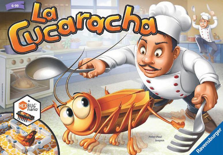 la cucuracha interactive maze game hex bugs la-cucuracha