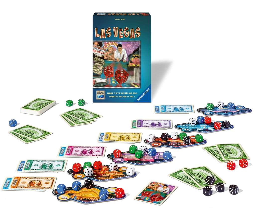 Las Vegas Casino Game Made by Ravensburger las-vegas-game