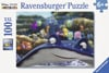 100 pieces jigsaw puzzle by ravemsburger, finding nemo disney pixar Puzzle