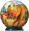 dinosaurs jigsaw puzzleball of the planet earth 9 inch spherical globe showpiece collection