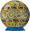 zodiac globe jigsaw puzzleball of the zodiac 6 inch spherical globe showpiece collectable b