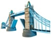 tower bridge london 3d jigsaw puzzle by ravensburger, puzzle of bridge