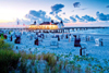 beach day ending baltic sea resort of ahlbeck photo beach jigsaw puzzle ravensburger puzzle 142668