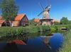 windmill landscape photograph puzzle ravensburger 500 pices perfecrt gift idea