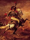 officeroftheimperialguard,TheodoreGericault painter romanticperiod Officer of the ImperialGuard 154074 puzzle ravensburger