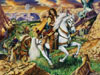 Legend of Heroes fantasy art by Legacy of Runes Jigsaw Puzzle made by Ravensburgher