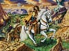 Legend of Heroes fantasy art by Legacy of Runes Jigsaw Puzzle made by Ravensburgher Puzzle